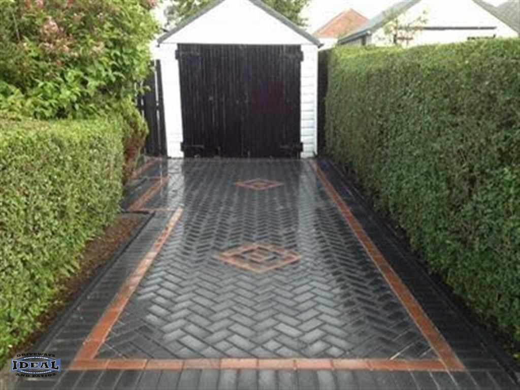 Sample Of Paving Work Completed