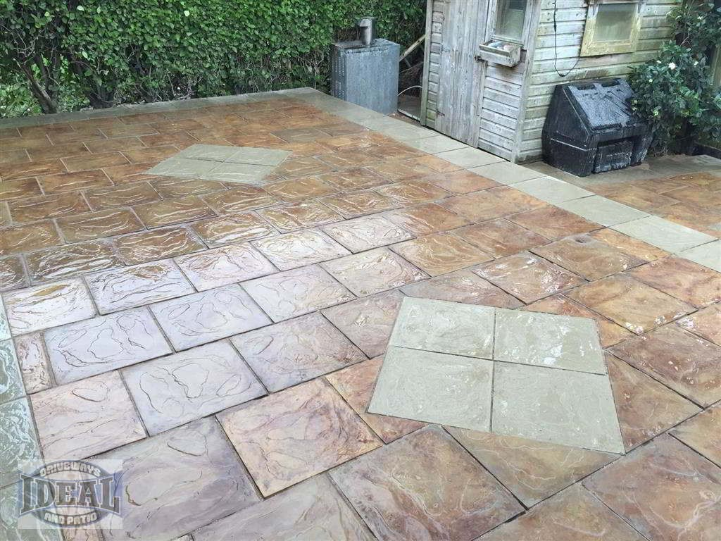 Patio Completed in Cork