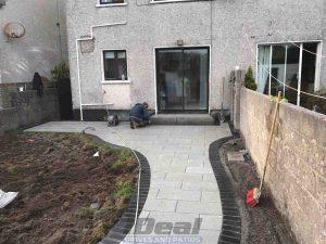 Garden Paving Cork