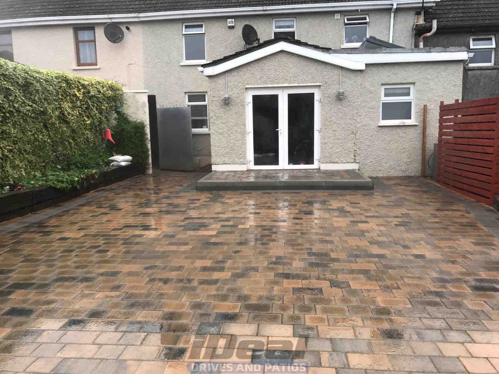 Block Paving Installation in Maryborough Hill, Cork