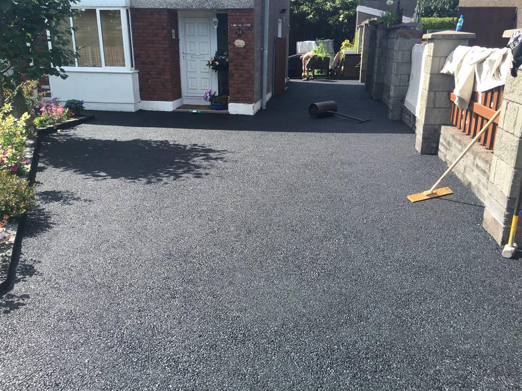New Driveway Installation in Cork